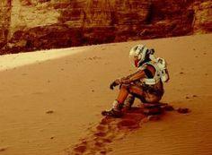 JESUS CRISTO, A ÚNICA ESPERANÇA: Perdido em Marte