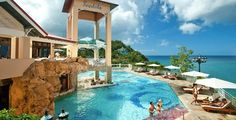 Visit Sandals La Toc, where everyone makes you feel as if they are jumping through hoops just for you, to make your visit the best it can be. Leave St. Lucia more in love with each other than ever, because every person there will make you feel special and cherished. Stop dreaming and start planning. Contact Certified Sandals Specialist Sheila with Carefree Romantic Vacations at Sheila@CarefreeRomanticVacations.com or 909-255-1410 www.CarefreeRomanticVacations.com