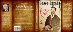 Jesse James Jesse James, Book Jacket, Dollhouse Furniture, Mini Books, Dollhouses, Book Covers, Project Ideas, Printables, English