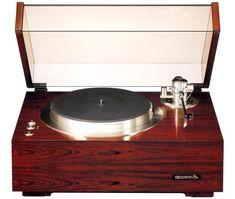Pioneer Exclusive P3a Vintage Audio Turntable Audio (fb)