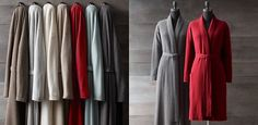 Cashmere Robes & Slippers | Restoration Hardware