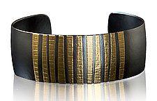 Gold & Silver Bracelet by Tom McGurrin