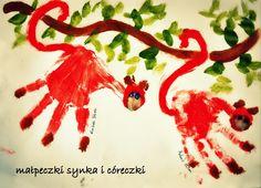 Magiczne ręce i stopy – MAŁPKI | Ocalić od zapomnienia nasze cudowne lata...