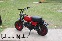 Honda Monkey en Bogota