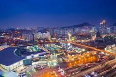 Seúl, Corea del Sur.