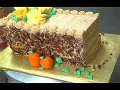 Pumpkin Layer Cake - Woodland Bakery Blog