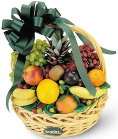 fruit basket - What Mom wants!