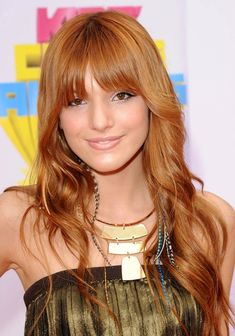Caramel Red Hair Color - I want to do it soooo bad but Shafer would kill me!
