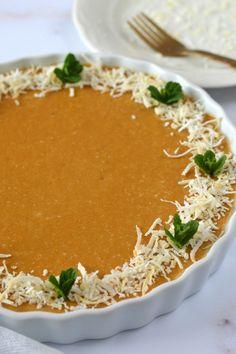 Kókuszpite recept - Kifőztük, online gasztromagazin Hummus, Cukor, Ethnic Recipes, Food, Essen, Meals, Yemek, Eten