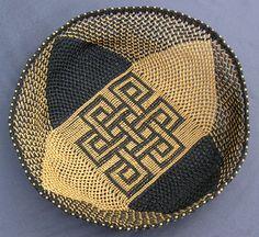 Ply split basket by Linda Hendrickson