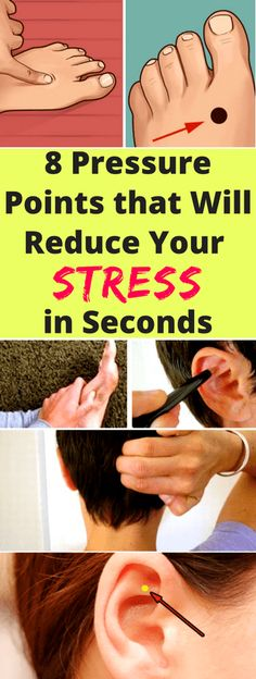 Here Are 8 Pressure Points That Will Reduce Your Stress In Seconds! : Here Are 8 Pressure Points That Will Reduce Your Stress In Seconds! Reduce Stress, How To Relieve Stress, Popsugar, Health Tips, Health Care, Health Essay, Health Recipes, Healthy Exercise, Pressure Points