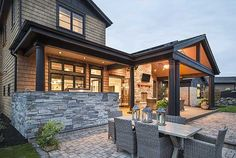 Northwest Home with Hobby Room and Wine Cellar - 69580AM | Craftsman, Northwest, Shingle, Luxury, Photo Gallery, Premium Collection, 1st Floor Master Suite, Bonus Room, Butler Walk-in Pantry, CAD Available, Den-Office-Library-Study, Multi Stairs to 2nd Floor, PDF | Architectural Designs
