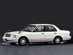 Toyota Crown Sedan (S130) 1991–95