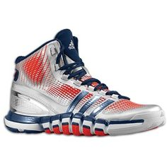 adidas adiPure Crazyquick - Men\u0026#39;s - Metallic Silver/Collegiate Navy/Light Scarlet