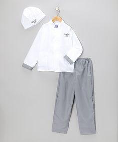 Story Book Wishes White u0026 Black Gourmet Chef Dress-Up Set - Kids & diy zoo keeper costume costume kids - Google Search | Costumes ...