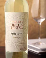 Tesoro Della Regina, Italy   Total Wines & More, Wine Label & Package Design by CF Napa Brand Design