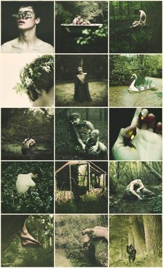 Son of the Forest aesthetic