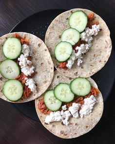Over 20 ulike oppskrifter & tips med cottage cheese! - LINDASTUHAUG Cottage Cheese, Feta, Tips, Snacks, Appetizers, Treats, Counseling