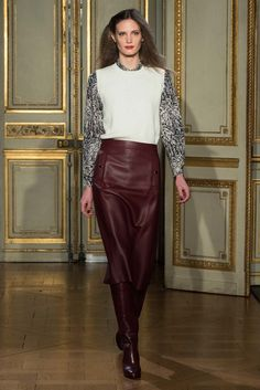 Vanessa Seward Fall 2015 Ready-to-Wear Fashion Show