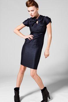Karen Walker Twist Front Dress $396