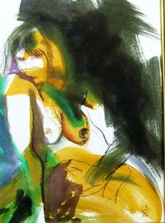 Oeuvre D'art, Les Oeuvres, Figurative, Painting, Sketch, Impressionism, Artist, Paint, Painting Art