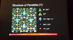 The structure of Perettiite