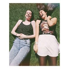 Lauren Cimorelli and Dani Cimorelli Cimorelli Sisters, Lauren Cimorelli, Anger Issues, No Way Out, Young Baby, Now And Forever, Girl Bands, We The People, Cool Girl
