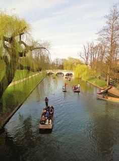 River Cam, cambridge uk