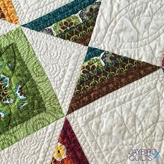 A Preview of My Quilt Auction to Benefit Alex's Lemonade Stand | Jaybird Quilts