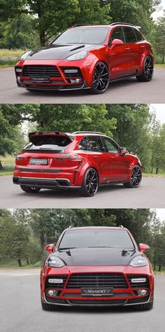 Mansory Cayenne Turbo •  TuningCult.com Support For All Tuning Lovers. •  Come visit http://tuningcult.com/ and get more updates