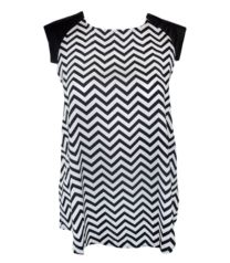 Chevron Cap sleeve top Cap Sleeve Top, Cap Sleeves, Must Haves, Chevron, Tops, Women, Fashion, Moda, Fashion Styles