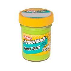 PowerBait Trout Dough Bait - Chartreuse