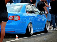 Waterfest 20 Slammed Volkswagen Jetta by Mind Over Motor, via Flickr