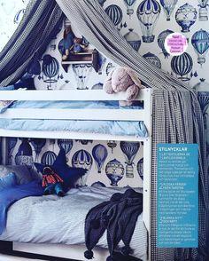 2017 Wallpaper, Boy Decor, Kids Bedroom, Childrens Bedroom, Hot Air Balloon, Kansas, Balloons, Nursery, Instagram Posts
