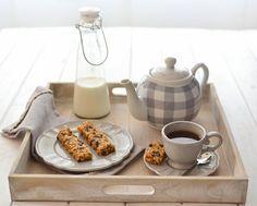Siempre estoy buscando nuevas recetas para los desayunos , sobre todo para los desayunos de entre semana, donde hay menos tiempo para la el...