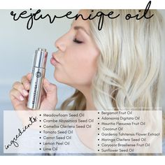 My feelings about Rejuveniqe oil . The ingredients are sourced from all over the world! Did you know this is MONAT's flagship product and it's infused in nearly every product they make?! It's what makes their products so effective- Rejuveniqe oil primes the scalp for optimal hair growth, stimulates dormant follicles, balances pH and so much more. Every MONAT user needs this in their hair arsenal- the uses are endless!
