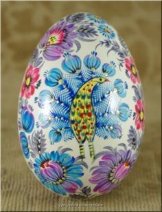 1000+ images about Decorative hand painted eggs on Pinterest ...
