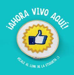 Mi página en Facebook  My Facebook Fan page   :)