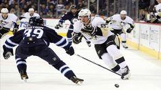 NHL Game Preview: Penguins vs. Jets