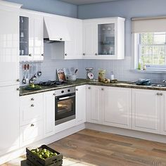 Ideal Cosy Kitchen Kitchen Ideas Contemporary Style Microwave
