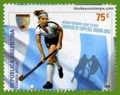 Argentina 2003-Campeonato Mundial de Hockey Femenino sobre grama 2002