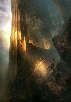 Guild Wars 2, Priory concept art
