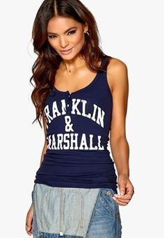 Franklin & Marshall Top Patriot Navy