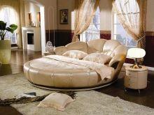 Okrągłe łóżko do sypialni + materac + stelaż + 2 szafki Cleopatra. Szczegóły na: http://www.grandluxuryplaza.pl/Okragle_lozko_do_sypialni__materac__stelaz__2_szafki_Cleopatra-275.html