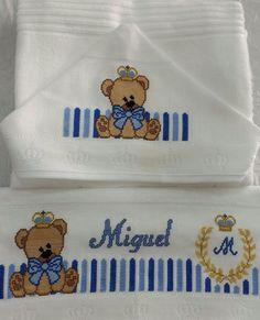 Kit - Miguel Macrame Art, Cross Stitch Patterns, Hello Kitty, Nursery, Canvas, Cross Stitch Love, Cross Stitch For Baby, Elephant Cross Stitch, Baby Cross Stitch Patterns