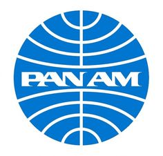 Pan Am Southern. A freight railroad jointly owned by Norfolk Southern Railway and Pan Am Railways. Pan Am, American Logo, Airline Logo, Saul Bass, Vintage Travel, Vintage Airline, Logo Design, Graphic Design, Badge Design