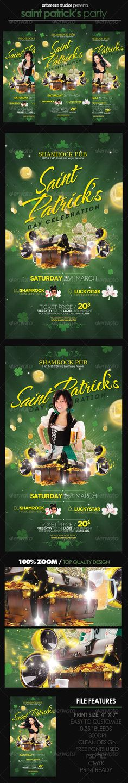 St. Patricks Flyer