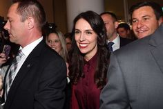 New Zealand to Be Led by Jacinda Ardern 37 Capping Labour Revival