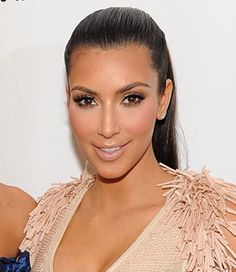 Inspiration from kim kardashian how to wear neutral colors hot girls