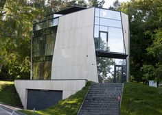 House in Birštonas in Lithuania by Architectural Bureau G.Natkevicius & Partners